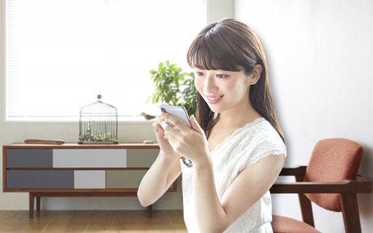お電話またはWEBよりお申込み イメージ画像