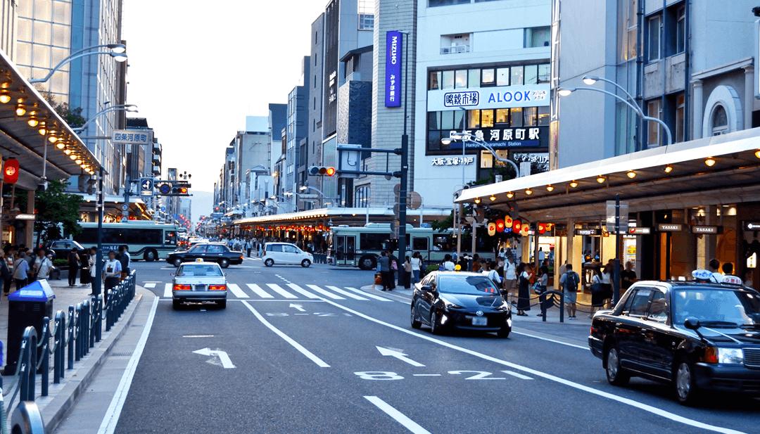 京都河原町 イメージ画像
