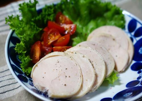 鶏むね肉料理