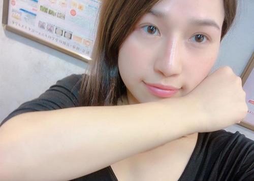 石田悠紀子4回目腕
