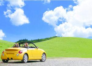 初夏のドライブ