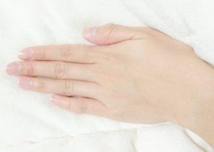 ての指の画像