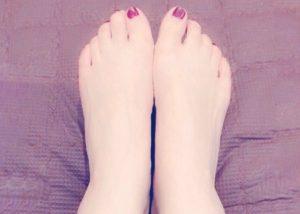 足指の画像